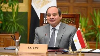الرئيس عبد الفتاح السيسي يشارك في المؤتمر الدولي لدعم لبنان