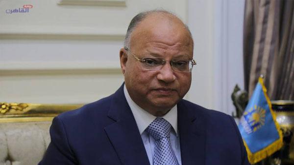 محافظ القاهرة: رئيس الحي هو المسئول عن نجاح منظومة النظافة بمنطقته