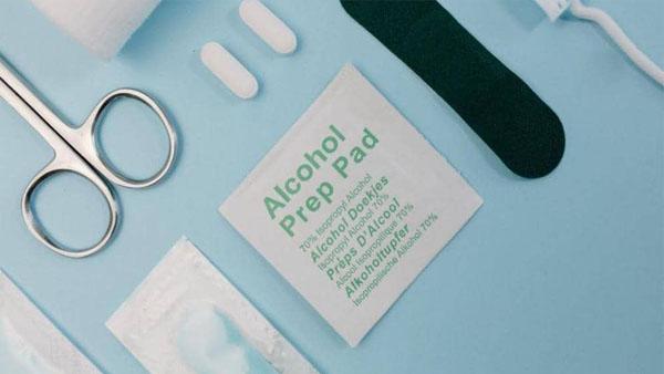 ضمادات مبتكرة لعلاج الجروح المستعصية