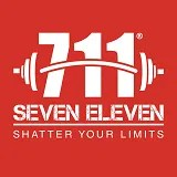 Seven Eleven Gym Logo
