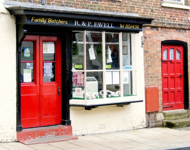 Favell butchers