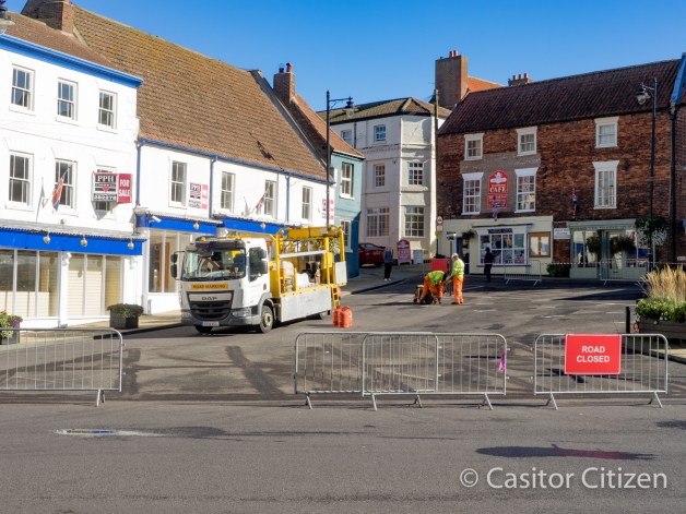 caistor parking restrictions
