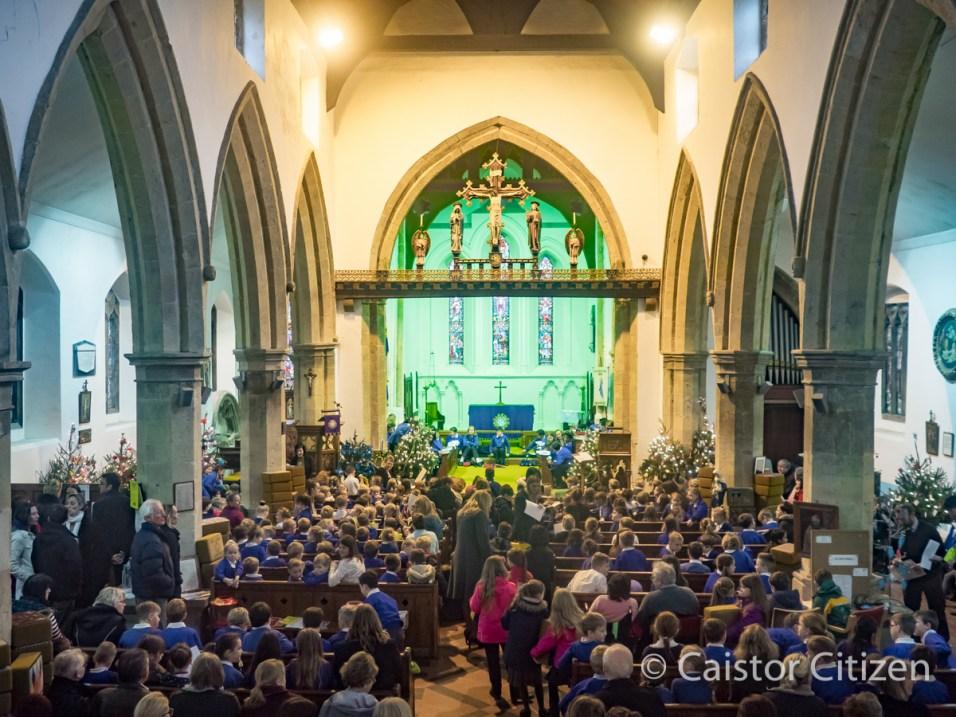 Caistor Christmas Service 2015