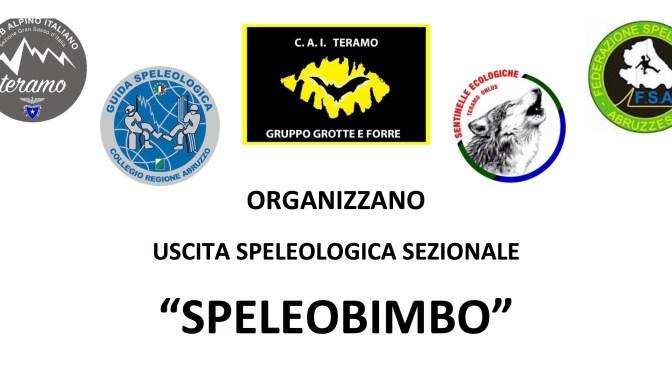 Speleobimbo – 5 giugno 2016 – Grotta di Sant'Angelo