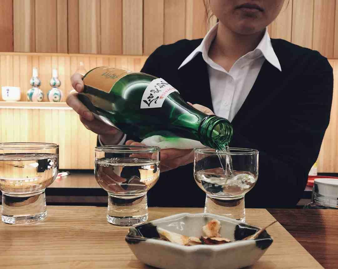 Sake, Kanazawa