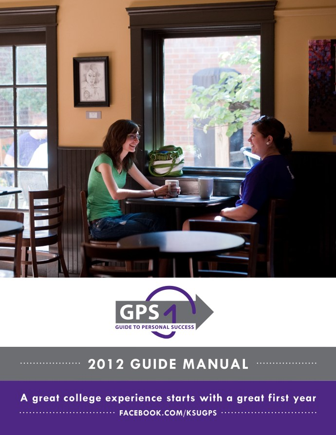 K-State First GPS Manual Page 1