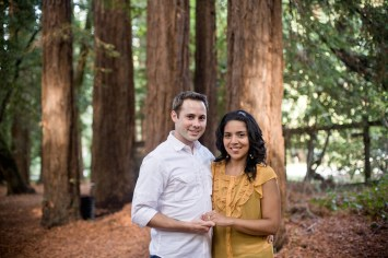 Engagement portraits for Joey and Rosy