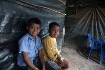 Children in San Jose de las Lagrimas, Guatemala