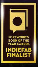 Forewords book of the year awards - INDIEFAB Finalist