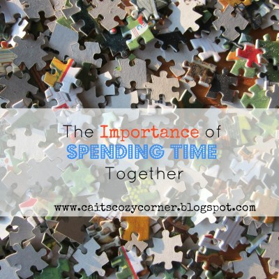 The Importance Of Being Together