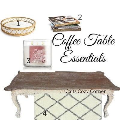 Coffee Table Essentials
