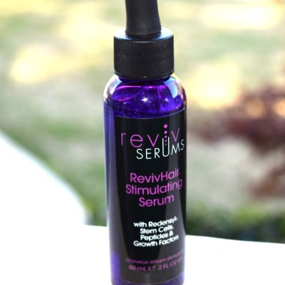 The Secret To Thicker Longer Hair? Try RevivHair Renew!