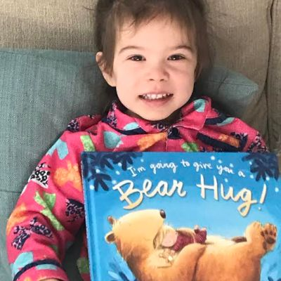 I'm Going To Give You A Bear Hug + Giveaway!