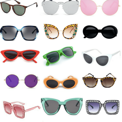 21 Sunglasses Under $21 On Amazon