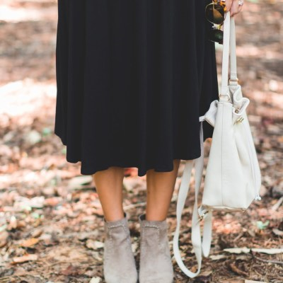 Fall Booties Under $30