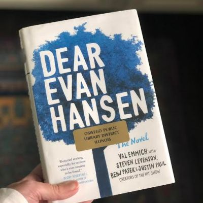April Book Club 2019: Dear Evan Hansen