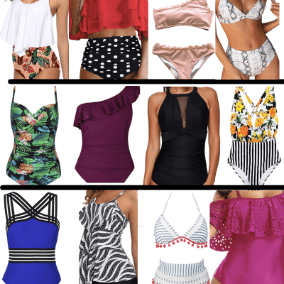 Spring Break Swimsuits Under $30