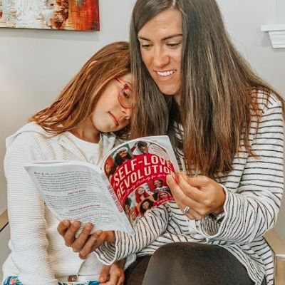 Encouraging Self-Love As My Daughter Grows Thanks To The Self Love Revolution Novel