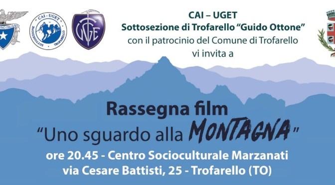 """""""Uno sguardo alla MONTAGNA"""" – Rassegna di film sulla montagna 2019"""