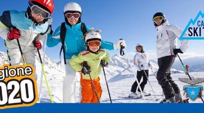 I nostri corsi di sci