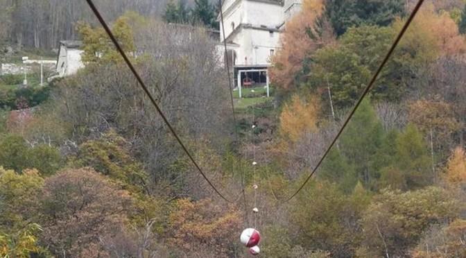 Dalle Valli di Lanzo alla Valchiusella: storia di montagne, uomini e teleferiche