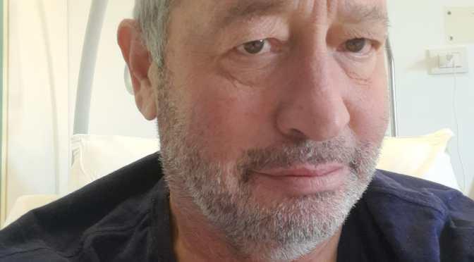 Franco Perlotto: il mio COVID!