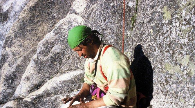 Franco Perlotto: le mie scalate solitarie