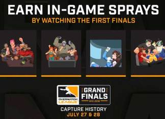 overwatch league twitch drops sprays in-game