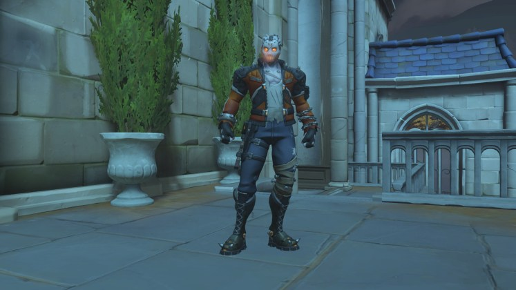 skin legendaria Soldier 76 halloween terror 2018 overwatch