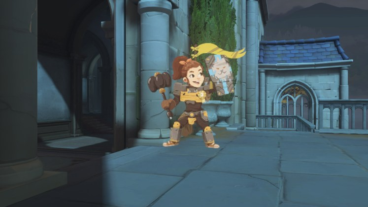 Spray Brigitte Halloween Terror 2018 Overwatch