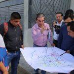 Municipalidad mejorará calles del sector San Juan el Calvario