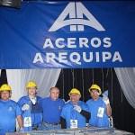 Aceros Arequipa realizará charla sobre el correcto uso del acero
