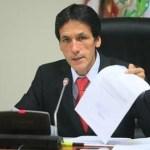 Chotanos repudian a congresista Segundo Tapia