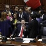 Congreso continuará hoy debate de pedido de cuestión de confianza