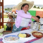 Organizan i feria comercial de productores cajamarquinos en campo ferial Iscoconga