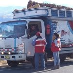Intensifican operativos contra en transporte informal en la ruta Cajamarca – Cajabamba