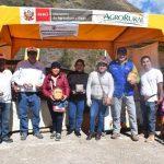 Emprendedores cajamarquinos participaron en XXIX Feria Agroindustrial y Artesanal en Bambamarca
