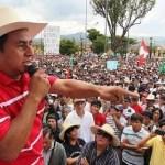 Gregorio Santos afirma que Antauro Humala nunca se ha proclamado de izquierda