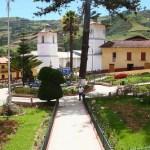 Contumazá celebra 147 años de creación provincial