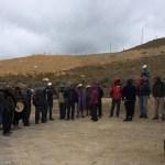 Alcalde de Apalín promueve y participa en ilegal incursión a propiedad de Yanacocha