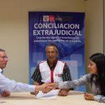 Instalan centro gratuito de conciliación extrajudicial