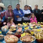 Programa Juntos realiza jornada gastronómica en el distrito Paccha