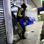 Chile: manifestantes saquearon tiendas de Ripley, Walmart, Santa Isabel y otros supermercados
