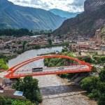 Se invertirán S/ 157 millones en la instalación de puentes en Cusco durante el 2020