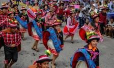 Foto de <Ayacucho ya vive un ambiente festivo por su tradicional Carnaval