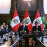 Con APP se inicia ronda de reuniones del Ejecutivo con partidos políticos