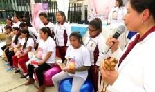 Foto de <Cajamarca es la segunda región que más disminuyó la mortalidad materna