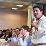 Werner Cabrera gestionó ampliar proyectos productivos en Chota