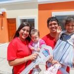 MVCS entrega viviendas a 36 familias beneficiadas con el programa Techo Propio