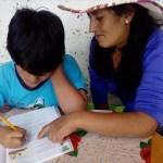 Más de 150 mil escolares continúen su educación de manera remota.